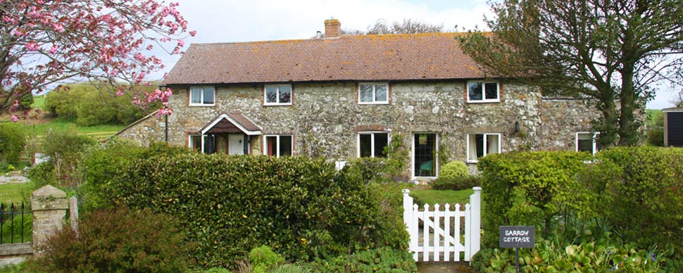 Lovely brick last minute cottages for young romance