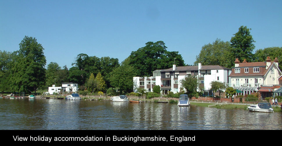 holiday accommodation in buckinghamshire