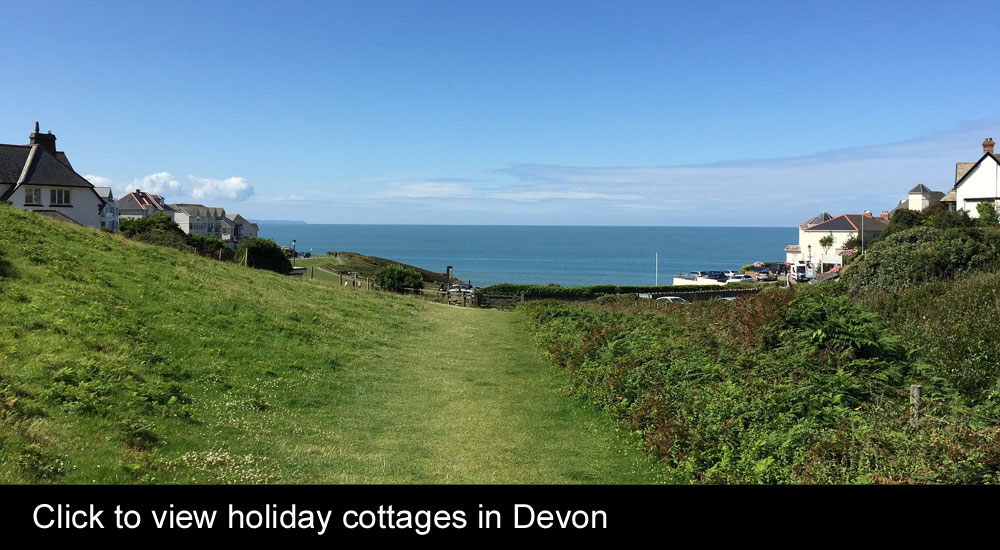 holiday cottages in Devon for two