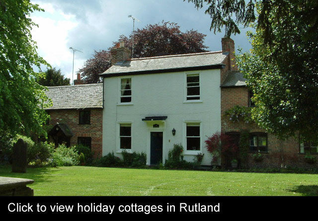 holiday cottages rutland last minute