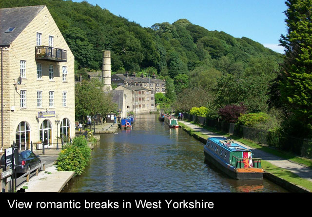 holiday homes west yorkshire romantic