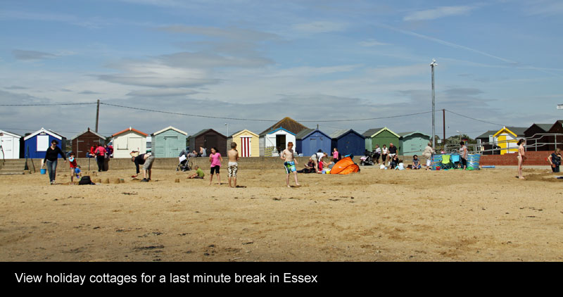 Last minute breaks in Essex